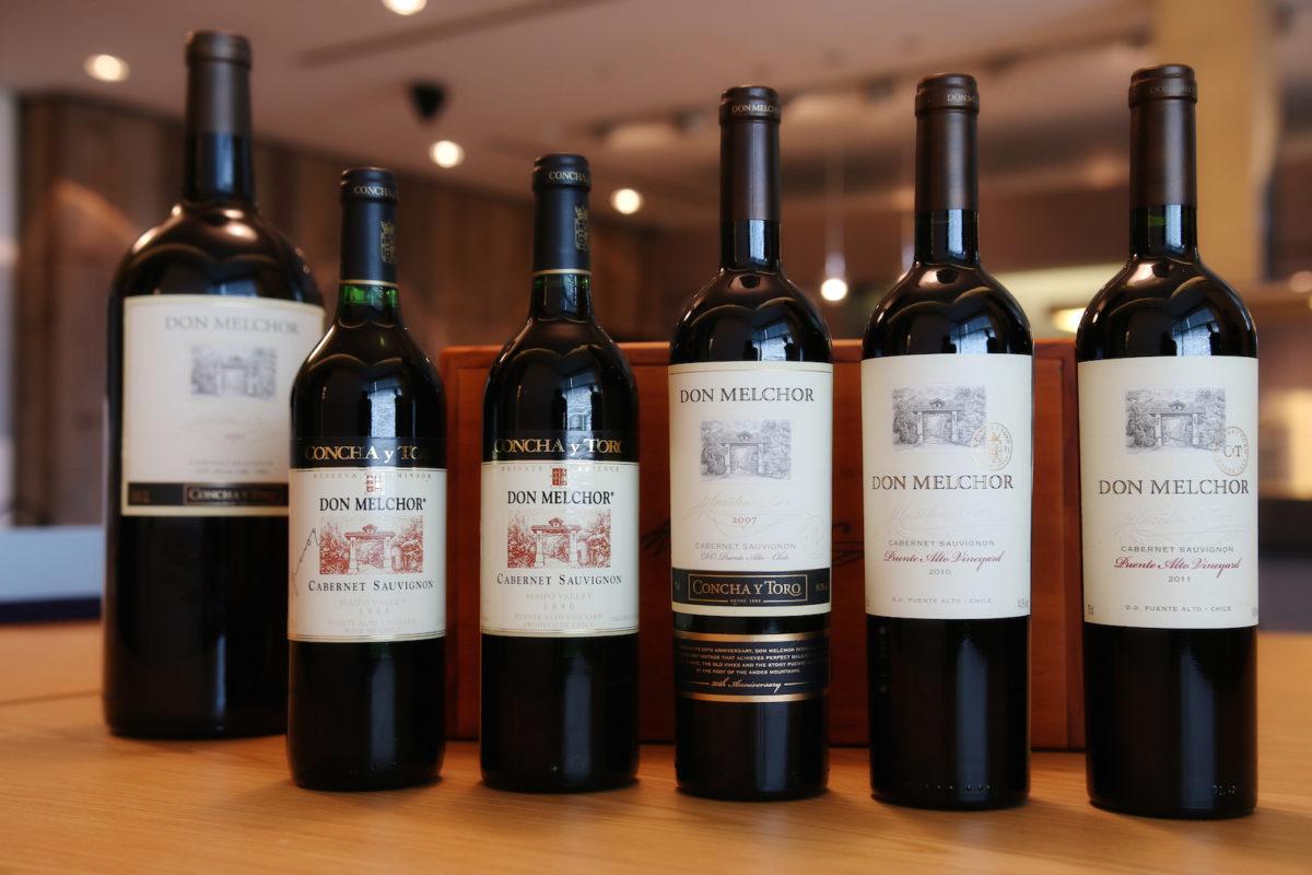 Bruno Menard Asia Tour Wines